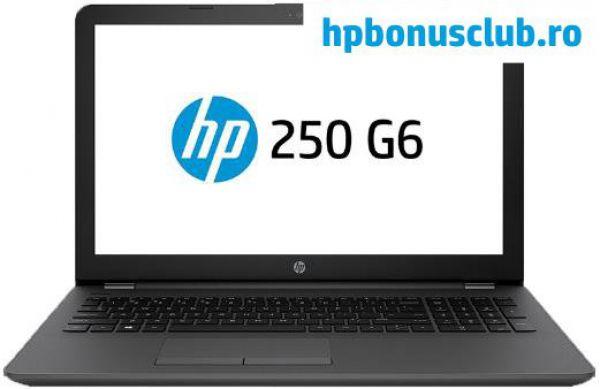 Laptop HP 250 G6 Procesor Intel® Core™ i3-6006U, un laptop ieftin cu SSD