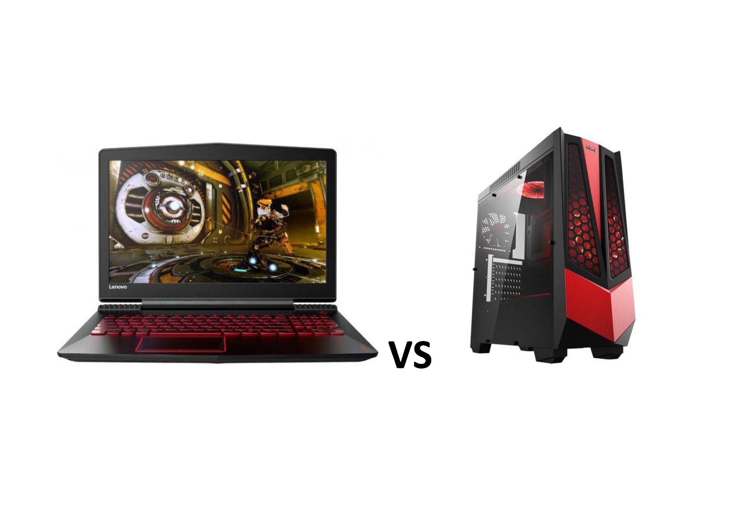 Laptop sau PC pentru jocuri ?