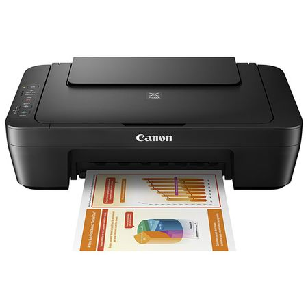 Inkjet color Canon Pixma MG2550s, multifunctionala ieftina si utila