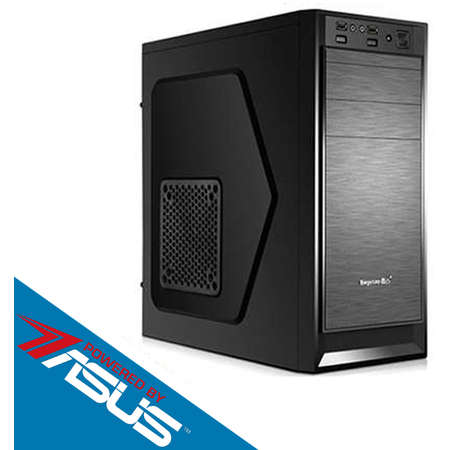 Sistem desktop Home V3 Powered by ASUS, un calculator ieftin si bun