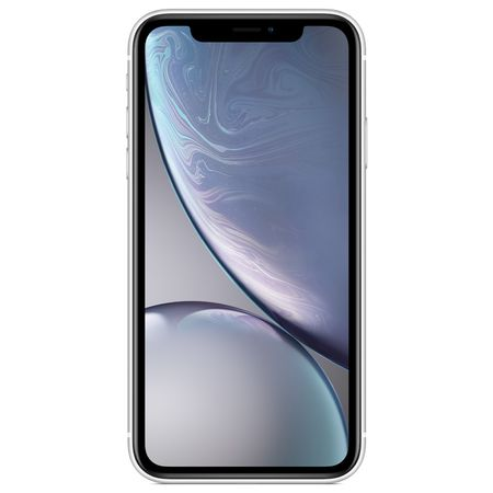 iPhone XR alb