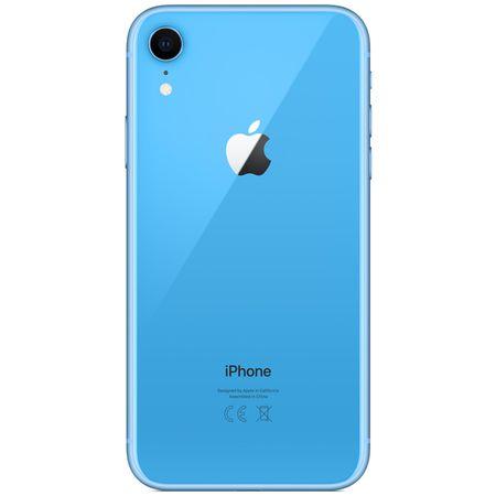 iPhone XR albastru spate