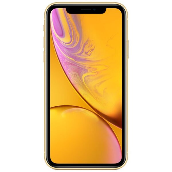 iPhone XR galben