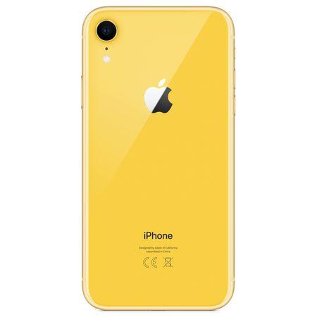iPhone XR galben spate