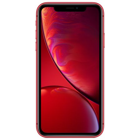 iPhone XR rosu