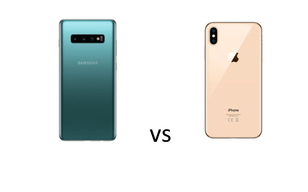 Samsung Galaxy S10 plus sau iPhone XS Max-care are camera mai buna ?